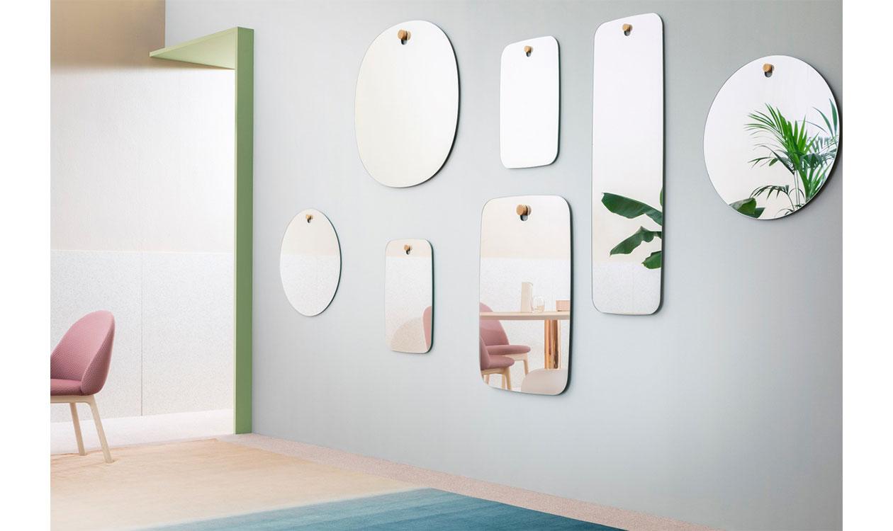 Les Brothers Rektangulaere Spejle Spejle Casashop