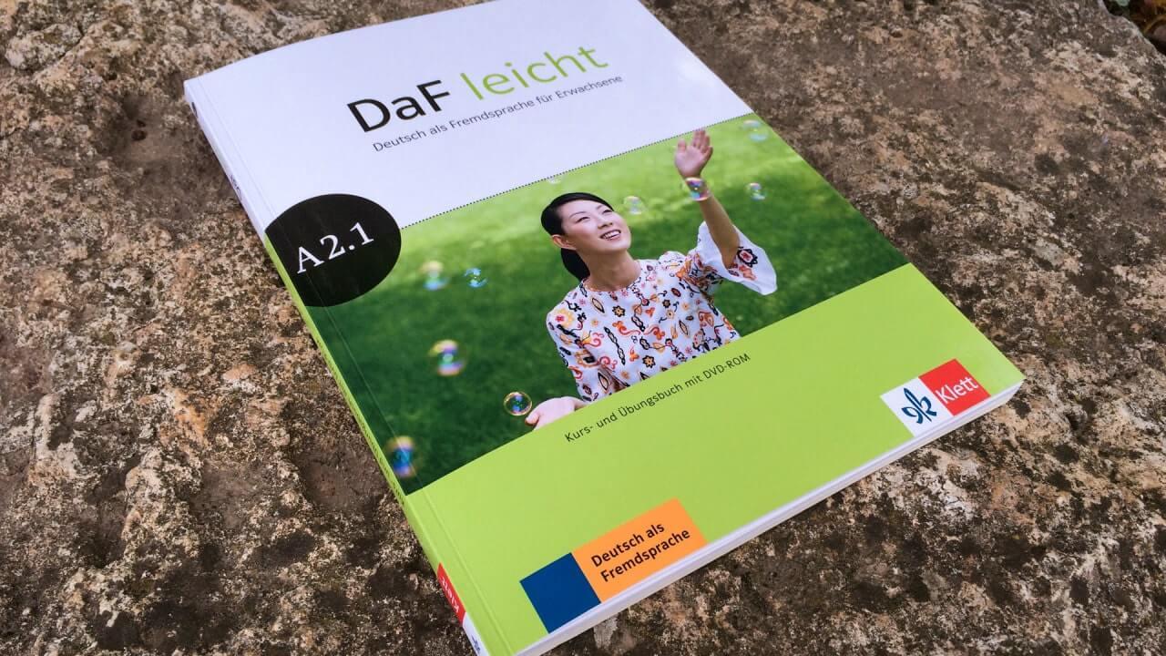 DaF leicht – Deutsch als Fremdsprache für Erwachsene
