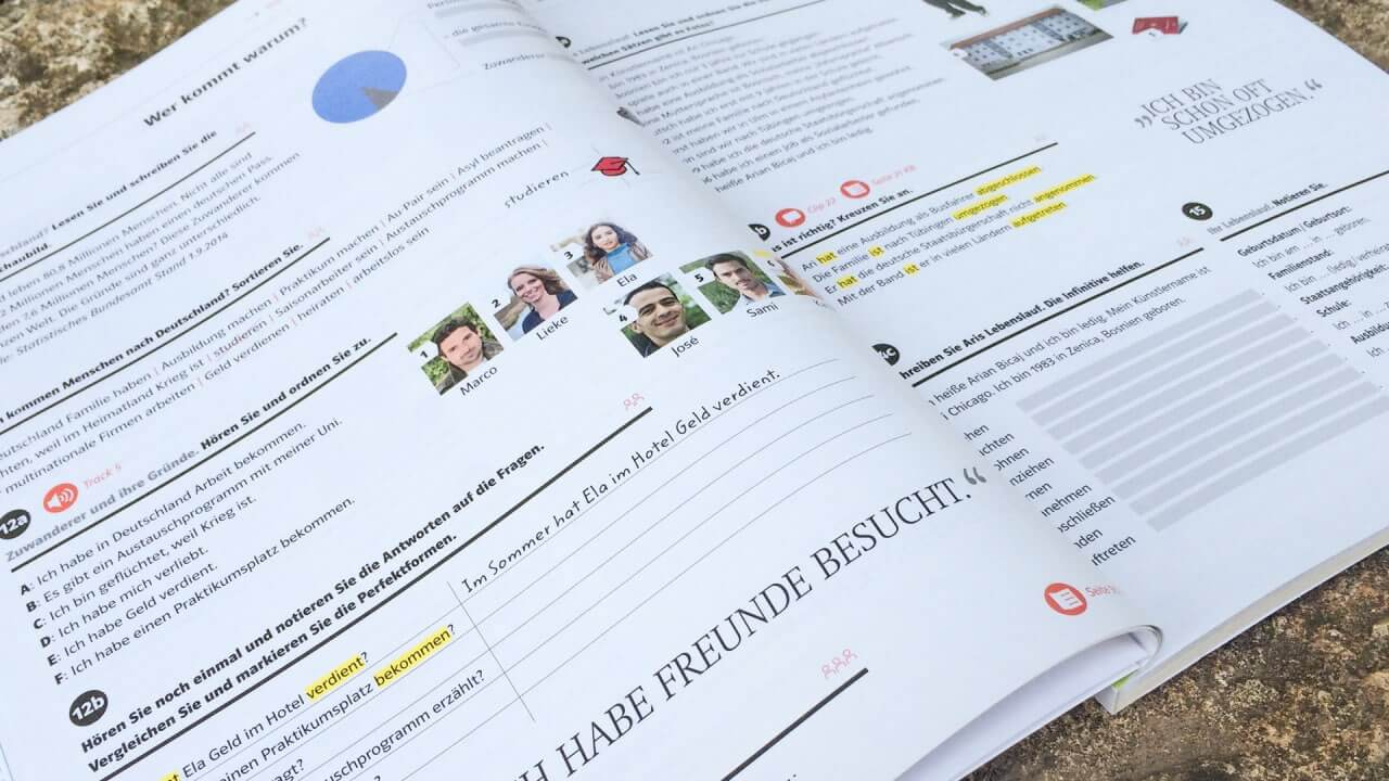 DaF leicht A2.1: Deutsch als Fremdsprache für Erwachsene. Kurs- und Übungsbuch mit DVD-ROM