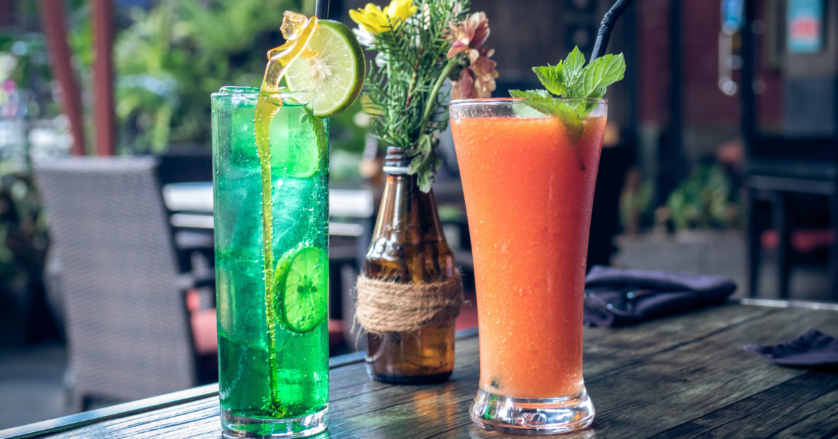 Beverages Featured Image