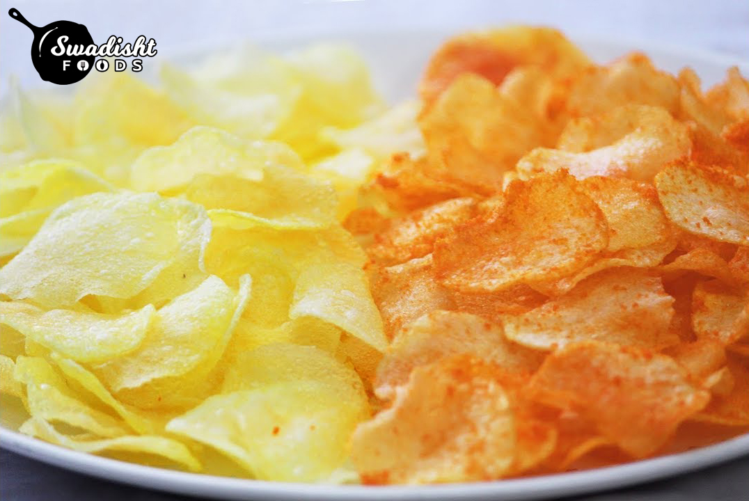 Potato Chips - Salted and Cheese