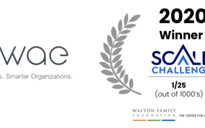 Swae Selected Amongst Elite Startups to Win the Walton Family SCALE Challenge
