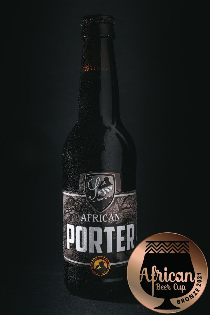 Swagga Breweries_Craft Beer_African Porter_African National Beer Cup