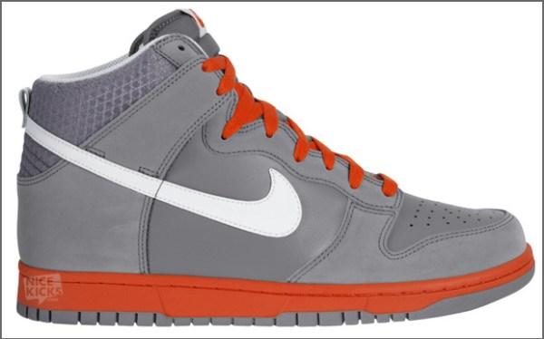 Nike Dunk High Colorways   SWGRUS