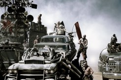 "NATHAN JONES as Rictus Erectus and HUGH KEAYS-BYRNE as Immortan Joe in Warner Bros. Pictures' and Village Roadshow Pictures' action adventure ""MAD MAX: FURY ROAD,"" a Warner Bros. Pictures release. (Jasin Boland)"