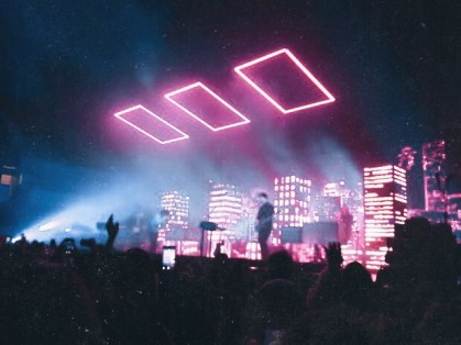 The 1975 Concert
