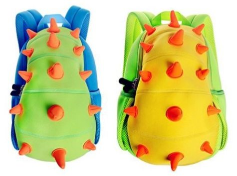 3D Dinosaur Backpack