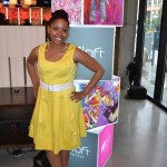 me in yellow at aloft