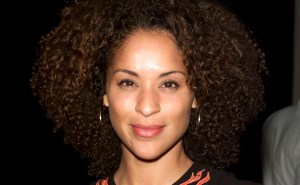 Karyn Parsons at the premiere of 'The Ladies Man' at the Paramount Theatre, on the Paramount lot in Los Angeles, Ca. 10/10/00. Photo: Kevin Winter/Getty Images