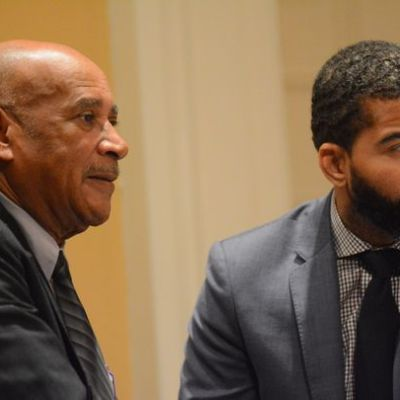 The Jackson City Council - with few exceptions - has stood behind Mayor Chokwe Antar Lumumba's picks for top city posts. The council unanimously confirmed Lt. Col. Lucius Wright at a recent city meeting. (Photo: Justin Vicory)