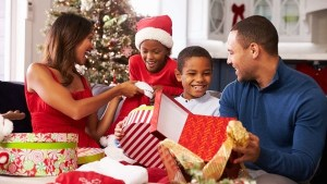 Black People during the holidays