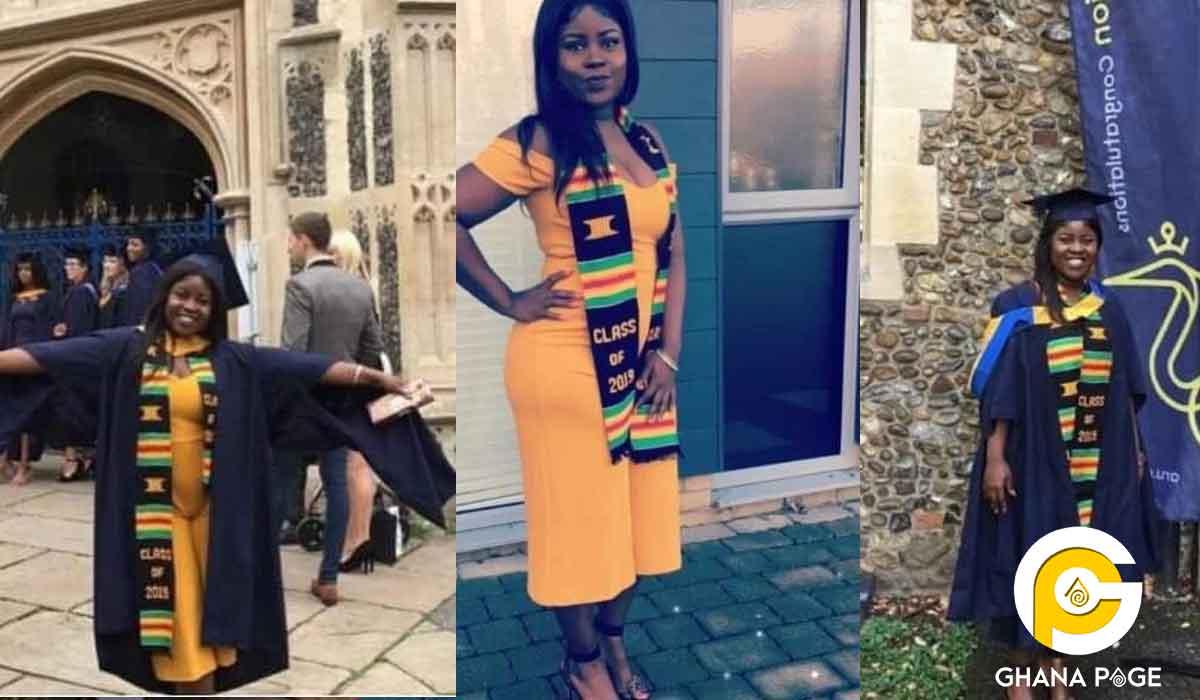 Dancehall Musician Kaakie Graduates From Anglia Ruskin University In London Swag On News