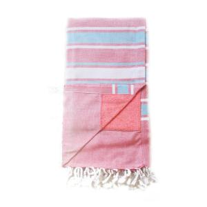Fair trade beach towels ethically handmade by empowered artisans in East Africa.
