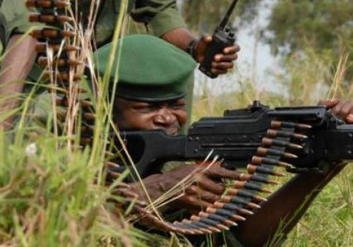 Drc/Waasi wa Burundi wamefukuzwa katika misitu ya Uvira na Fizi
