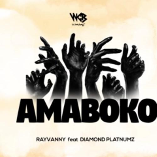 Screenshot 20200626 142824 YouTube Rayvanny ft Diamondplatumz Amaboko Audio Official