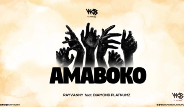 Rayvanny ft Diamondplatumz-Amaboko(Audio Official