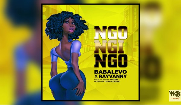 Baba levo ft Rayvanny- Ngongingo(Official audio)