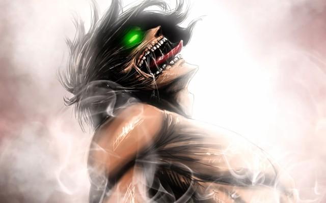Eren Yeager Attack On Titan Anime Boy Wallpaper Attack On Titan 4k 1440x2960 Wallpaper Teahub Io