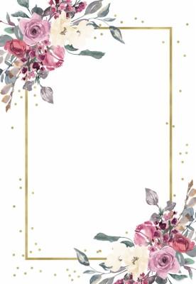 wedding card design templates psd