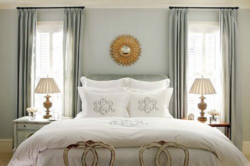 well dressed bed part three monogram
