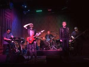 Saint Rocke - Live & Loud