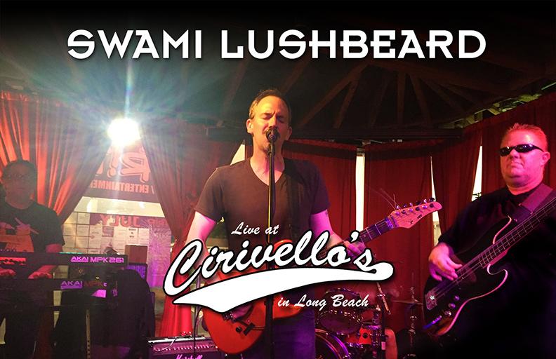 Swami Lushbeard - Cirivello's