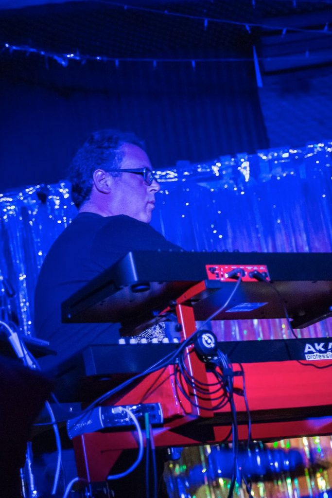 Swami Lushbeard at Amplyfi Hollywood