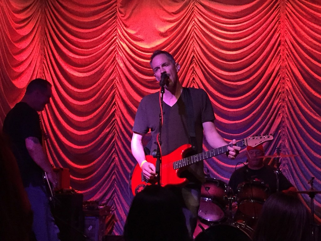 What a night... Swami Lushbeard - Live at Saint Rocke