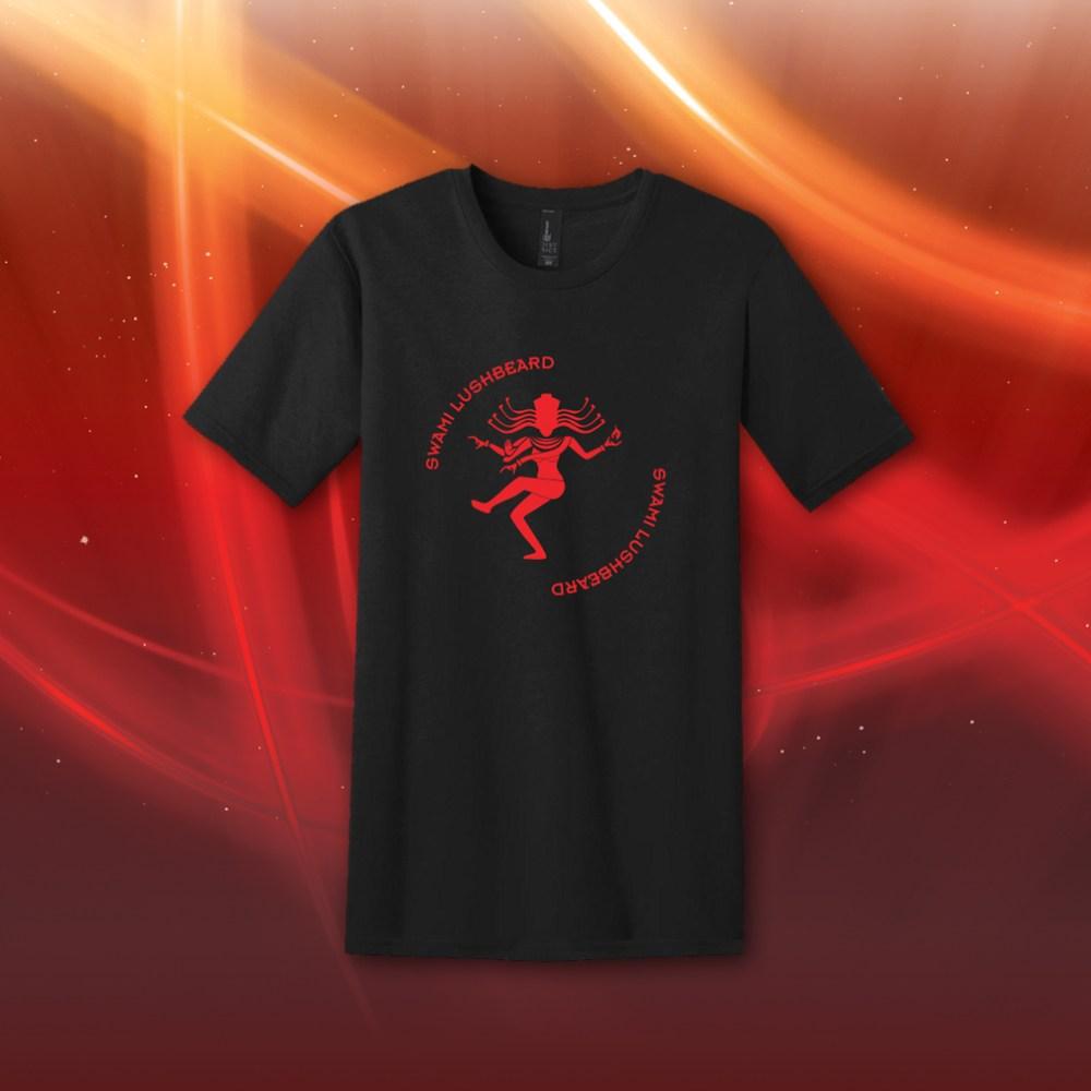 Official Swami Lushbeard T-Shirt