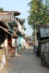 The rows of houses facing each other are entwined with a series of temples, the village square and the community meeting place.
