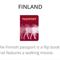 Sweden has the strongest passport in the world