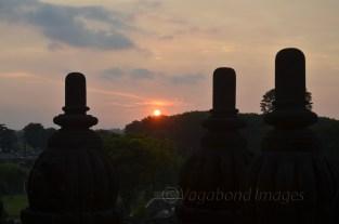 Prambanan Sunset9