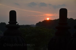 Prambanan Sunset12