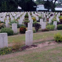 ऊँ at the Colombo World War Cemetery!