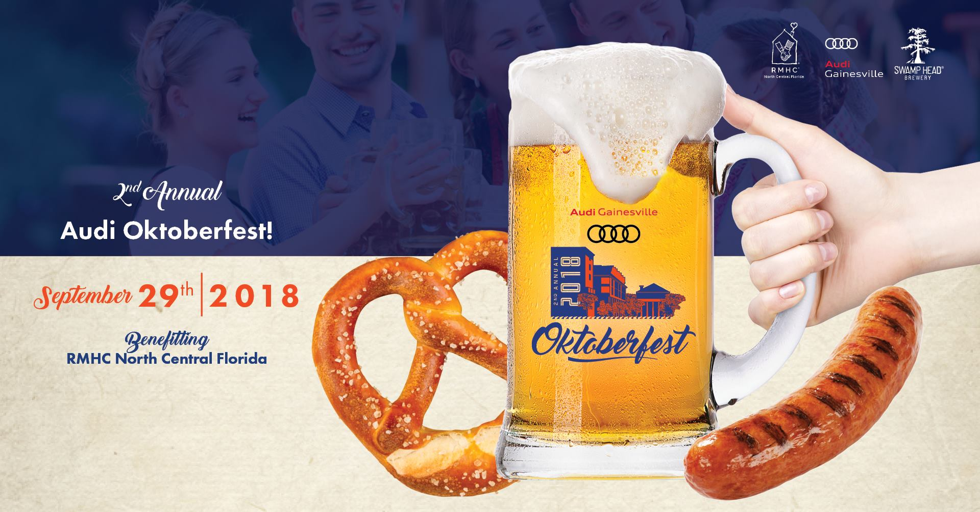 Authentic German Oktoberfest