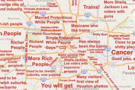 judgemental map of texas judgemental people » Path Decorations ...