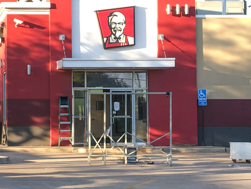 Fast Food Restaurants 77019