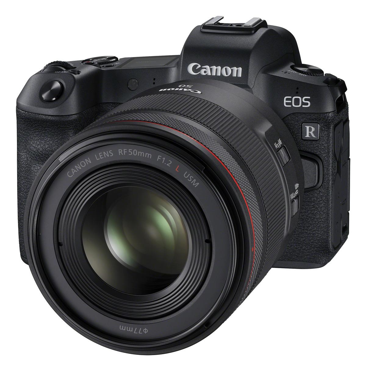 Canon stellt die neue EOS R vor