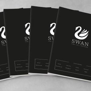 SWAN Magazine Fächer