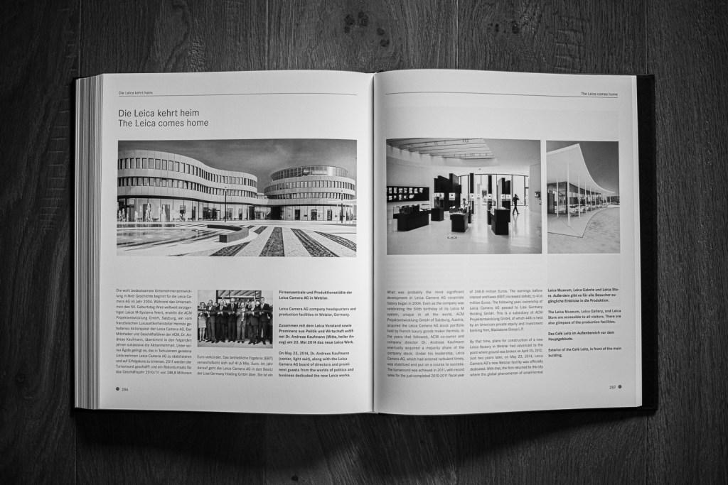 Leica M: Die neue Zentrale in Wetzlar