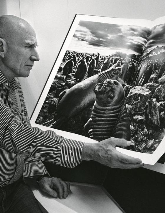 Fotograf gewinnt Friedenspreis