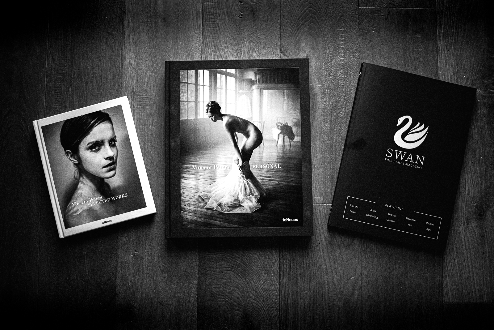 Vincent Peters - Selected Works
