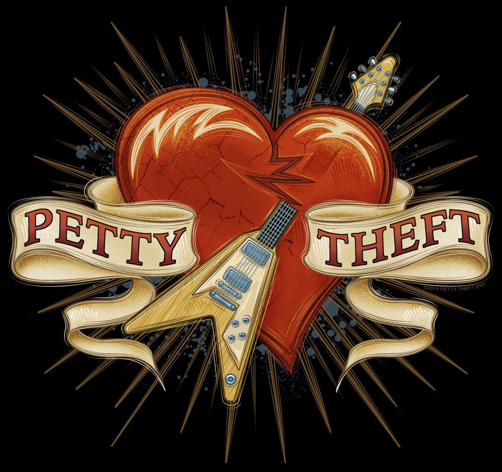 Petty Theft Logo