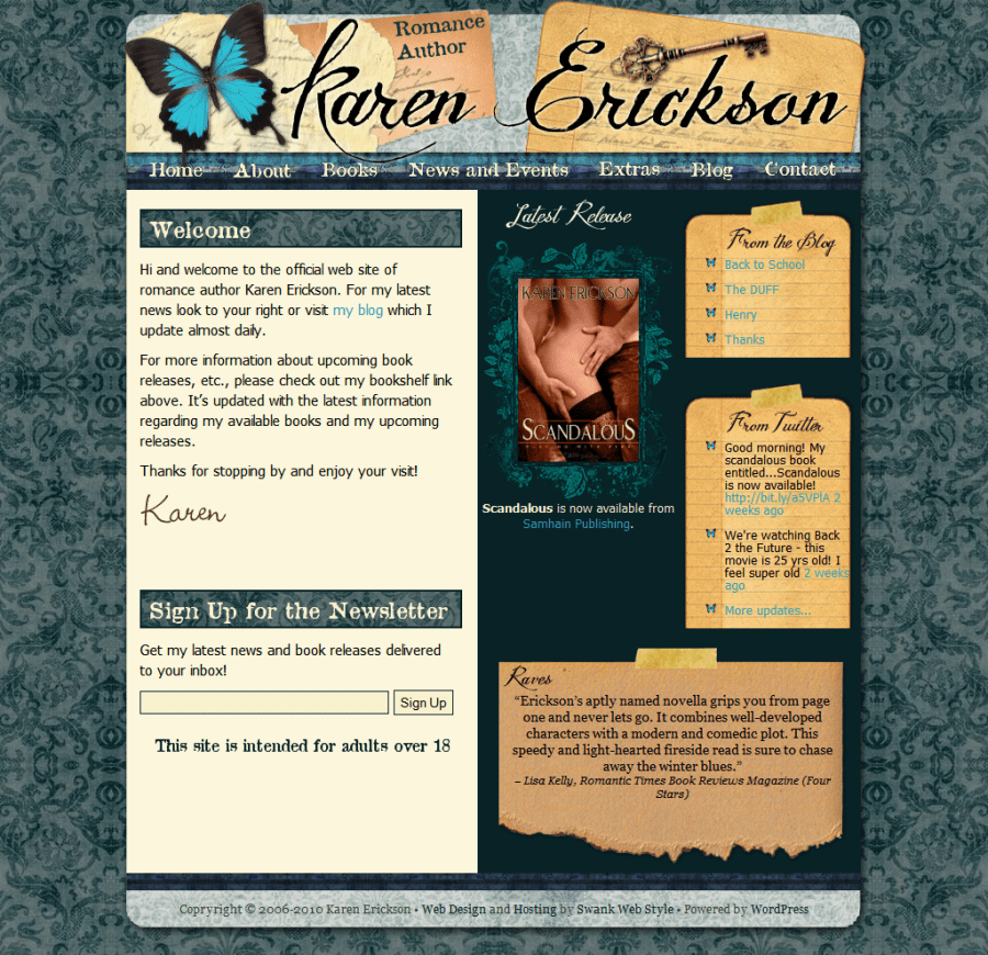Karen Erickson