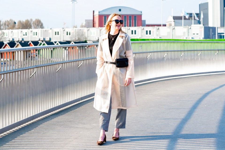 ba&sh rex coat - Your Shortcut to Parisian Chic: The Right Trench - Swanky + Bold