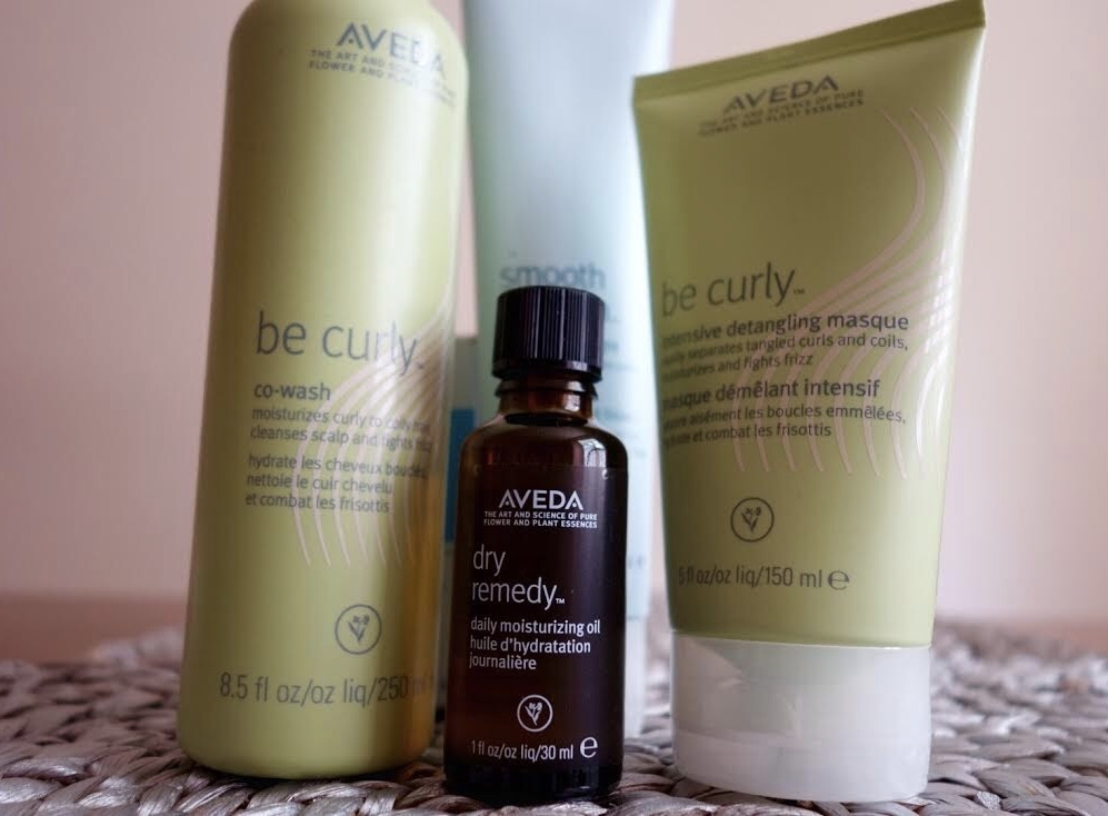 aveda natural hair porducts