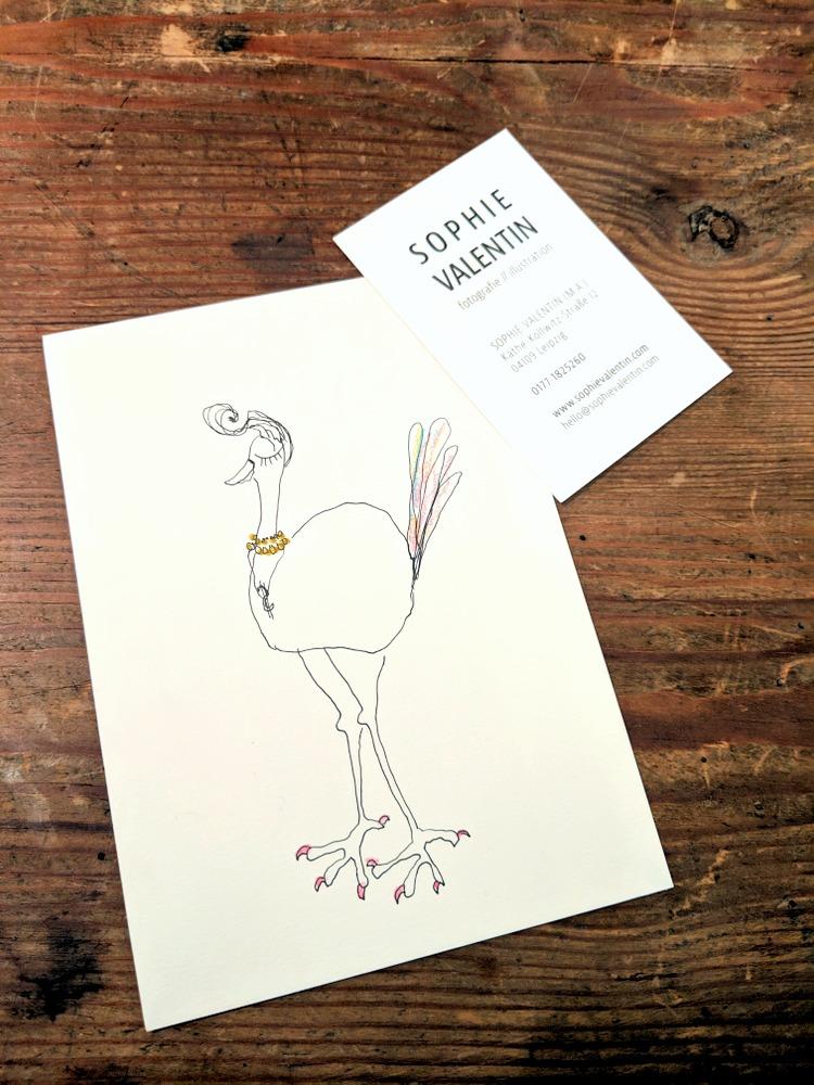 Swanky Design by Sophie Valentin