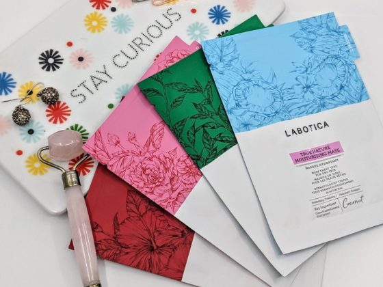 Leaders Labotica True Nature Sheet Mask