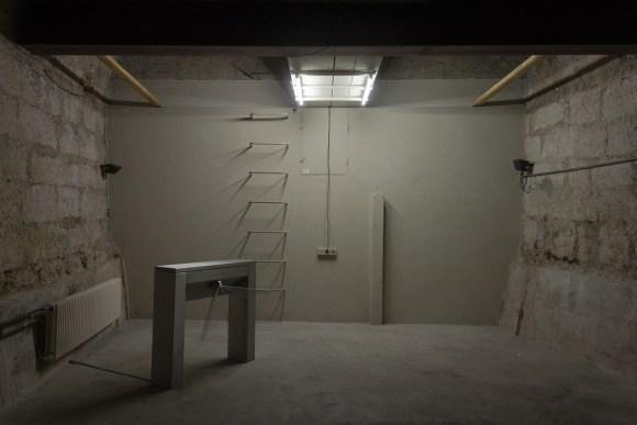 Vue d'instalation Espace LOV, CAN Neuchâtel