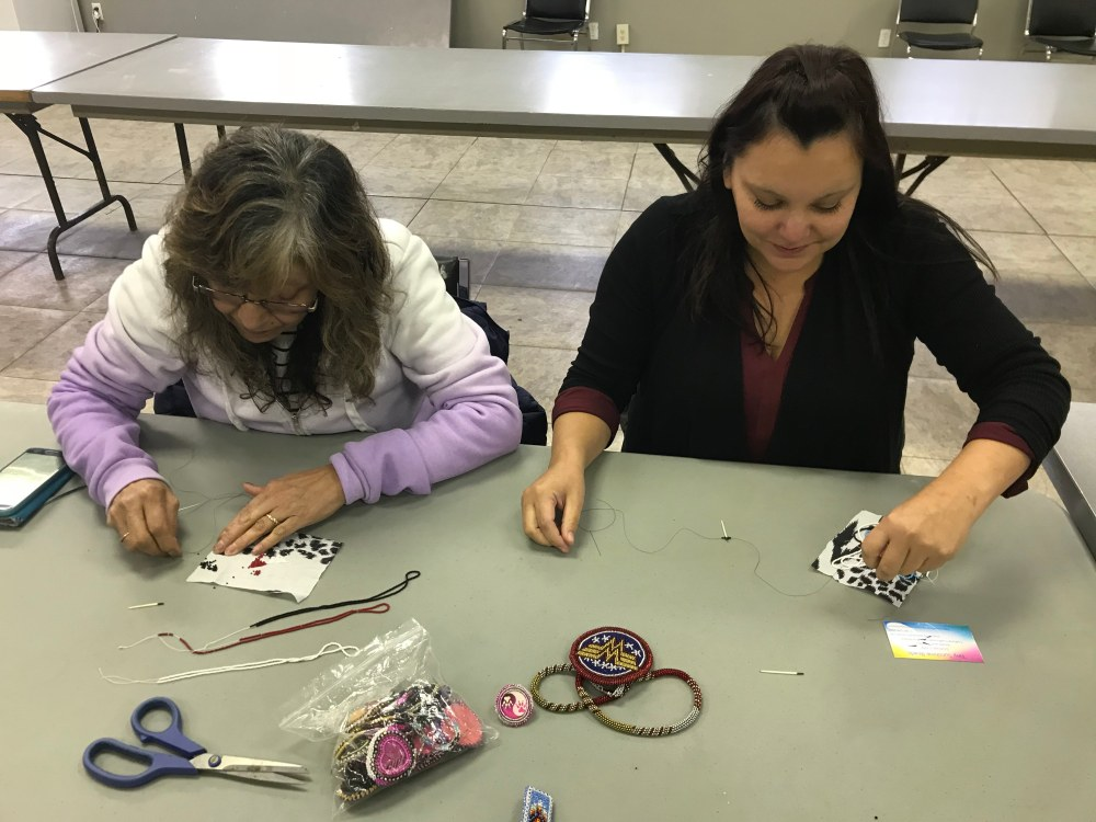 Learning how to bead